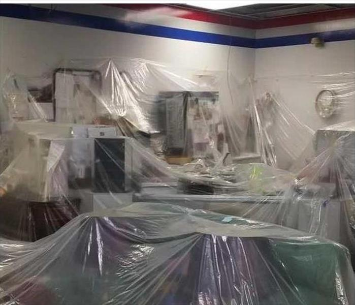 Conference Room Offers Water Damage in Affton After
