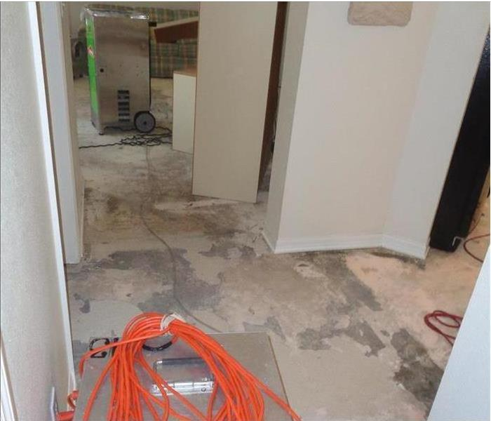 Why SERVPRO Cleaning Up: Storm Damage vs. Ordinary Damage