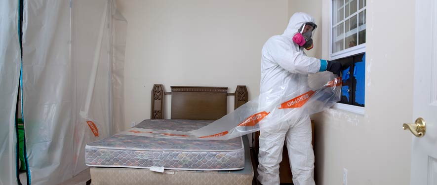 Affton, MO biohazard cleaning