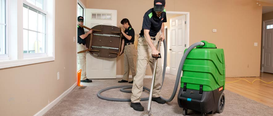 Affton, MO residential restoration cleaning